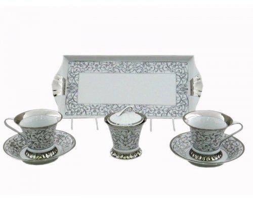 Подарочный набор Тет-а-тет Rudolf Kampf Византия C936 на 2 персоны в подарочном коробе