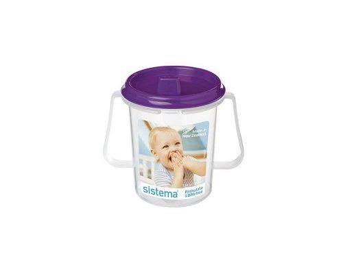 Детская чашка с носиком Sistema 250мл