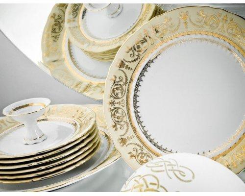 Тарелка десертная 19см Rudolf Kampf Национальные Традиции 238С