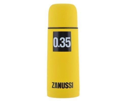 Термос Zanussi желтый 0,35 л