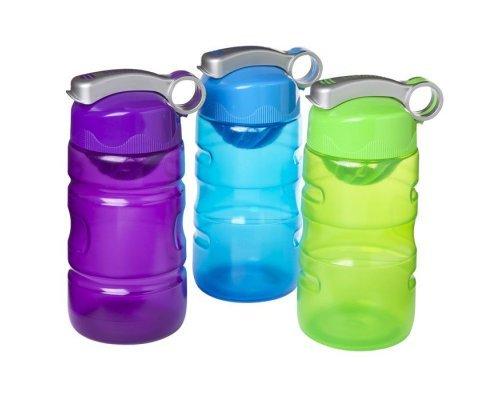 Спортивная питьевая бутылка 560мл Sistema
