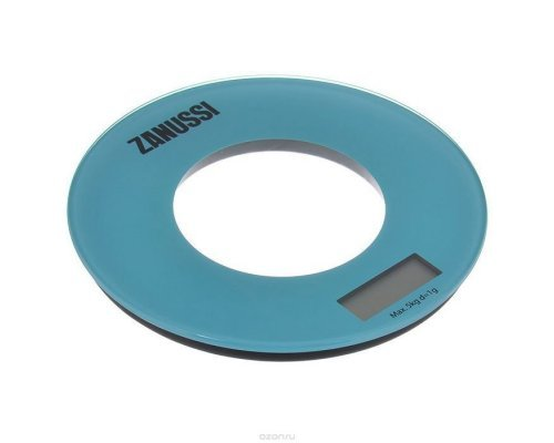 Кухонные весы Zanussi Bologna, голубой ZSE21221FF