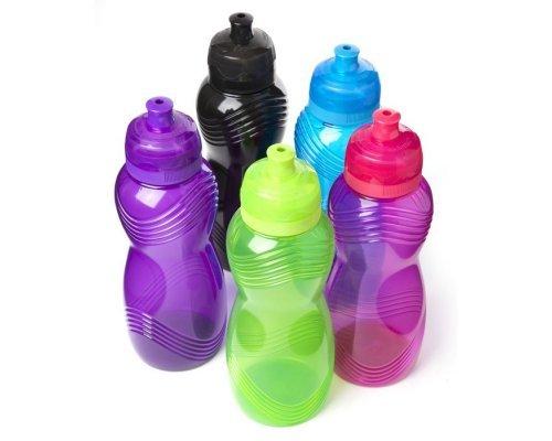 Бутылка для воды Sistema 600мл