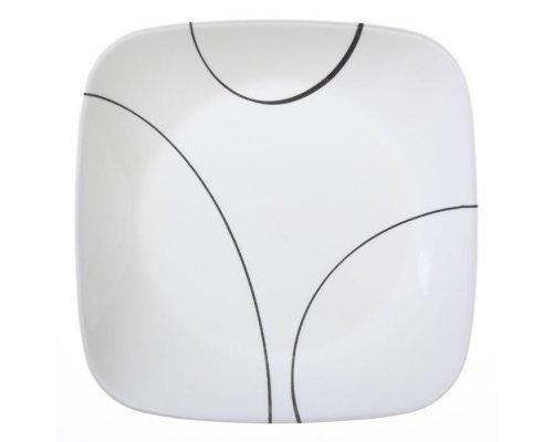 Тарелка закусочная 22см Corelle Simple Lines