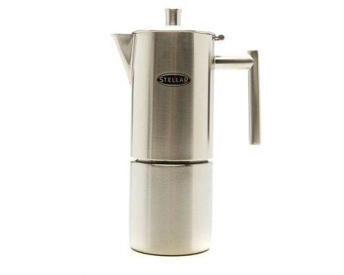 Кофеварка эспрессо матиров. Silampos OSLO 4чаш