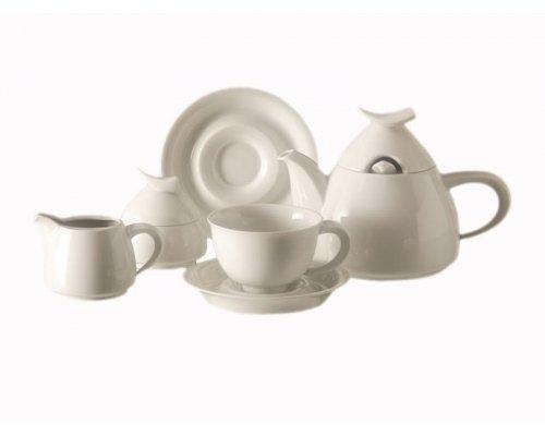Сервиз чайный Rudolf Kampf Кельт 0000 на 6 персон 15 предметов с чайником 1,20л