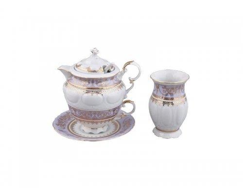 Подарочный набор чайный Rudolf Kampf Национальные Традиции 238А на 1 персону 6 предметов в подарочном коробе