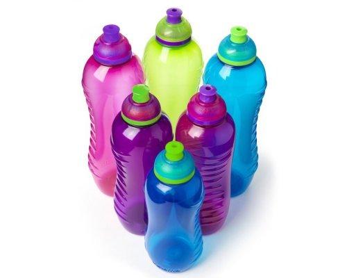 Бутылка для воды Sistema 620мл