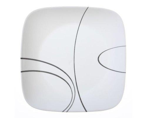 Тарелка обеденная 26см Corelle Simple Lines