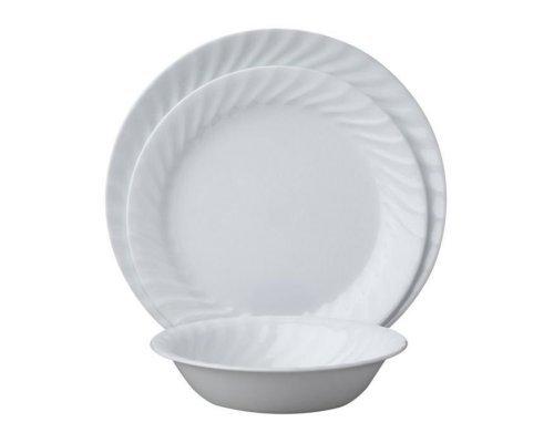 Набор посуды столовый сервиз Corelle Enhancements на 6 персон 18 предметов