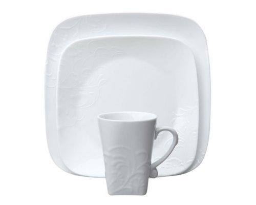 Набор посуды столовый сервиз Corelle Cherish на 4 персоны 16 предметов