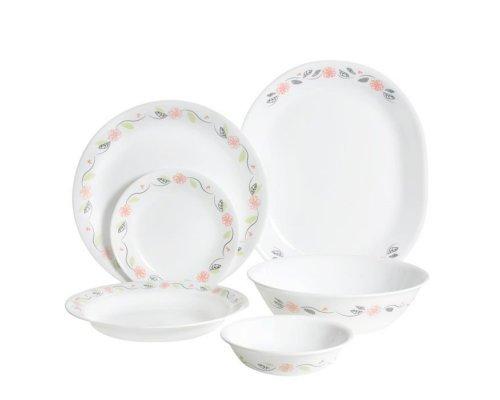 Набор посуды столовый сервиз Corelle Tangerine Garden 26пр