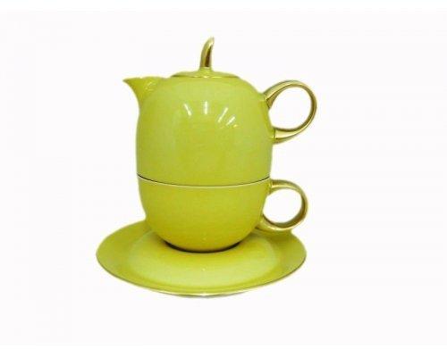 Восточный чайный набор Rudolf Kampf Дуо (чайник 0,4 + чашка 0,2) на 1 персону