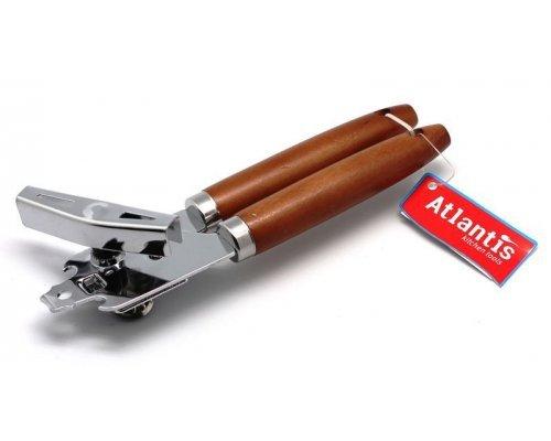 Открывалка для консервов Atlantis дерево-металл