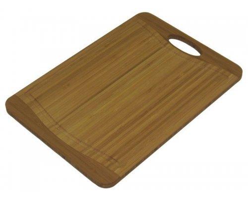 Кухонная доска бамбук Hans & Gretchen FLUTTO 29*20см