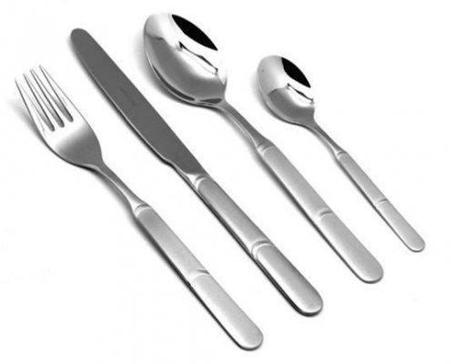 Набор столовых приборов Herdmar QUEEN на 6 персон 24 предмета матир.