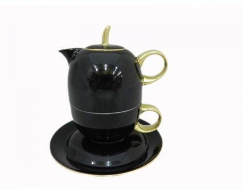 Восточный набор для чая Rudolf Kampf Дуо 2552 (чайник 0,4 + чашка 0,2)