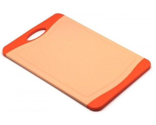 Кухонная доска Microban FLUTTO 37*25см Оранжевый