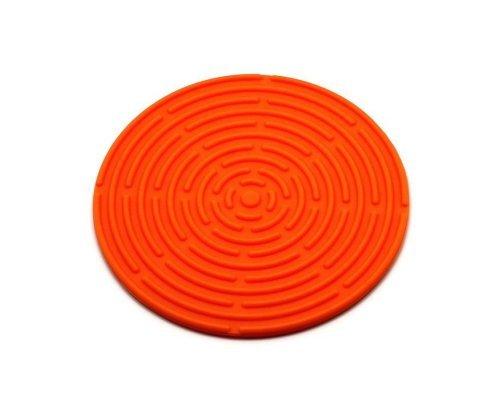 Подставка под горячее Atlantis круглая Оранжевый