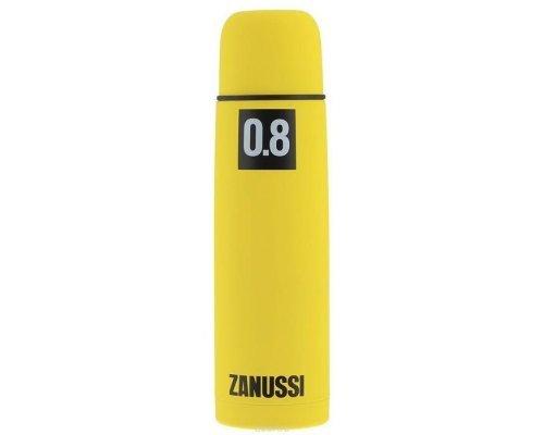 Термос Zanussi желтый 0,8 л