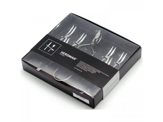 Набор вилок для улиток HERDMAR 7 предметов