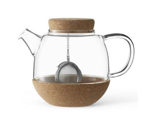 Чайник заварочный с ситечком 0,8л Viva Scandinavia Cortica