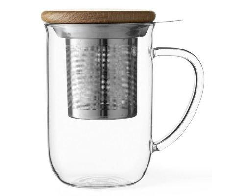 Чайная кружка с ситечком 0,6л Viva Scandinavia Minima