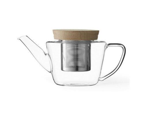 Чайник заварочный с ситечком 0,6л Viva Scandinavia Infusion