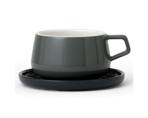 Чайная чашка с блюдцем 0,3л Viva Scandinavia Ella