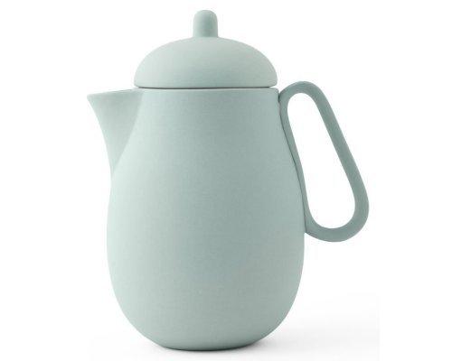 Чайник заварочный с ситечком 1л Viva Scandinavia Nina Зеленый