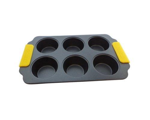Форма для 6 маффинов 30,6х17,8х3,3 см Amalfi Zanussi